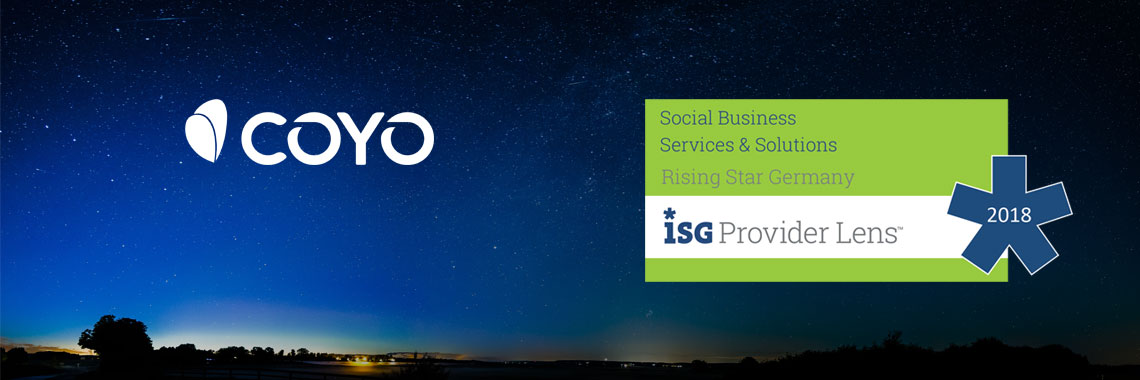 COYO - The Rising Star in the Social Business Sky